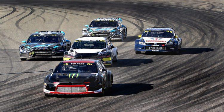 Rallycross: Barcelona ya conoce a los pilotos participantes