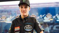 Jorge Navarro subirá a Moto2 en 2017 con el equipo de Fausto Gresini