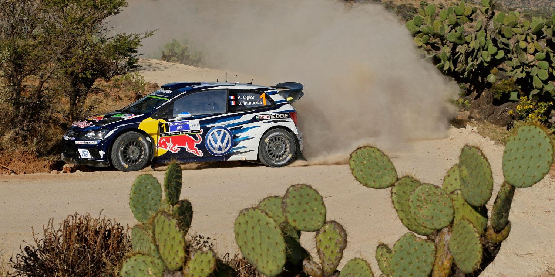 WRC: Se mantiene el rally de México