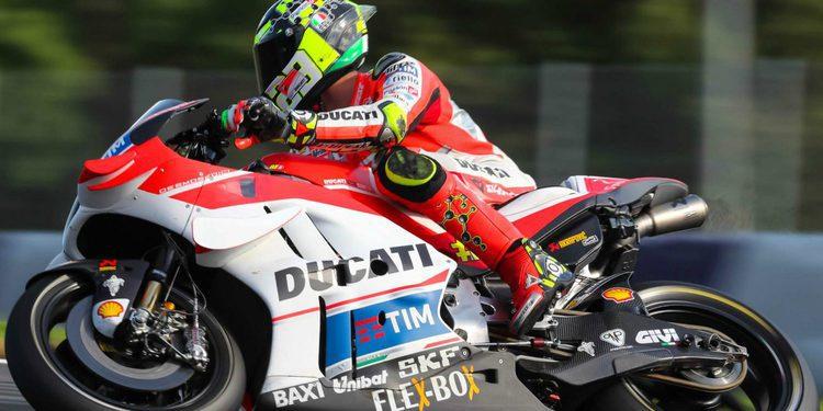 MotoGP: Andrea Iannone el mejor del viernes