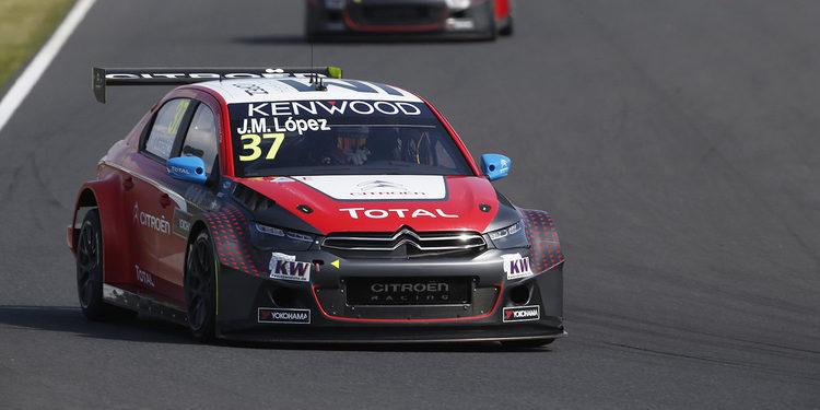 Pechito López consigue su sexta pole de la temporada