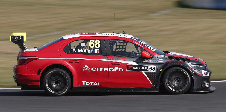 Citroën Racing se impone en el MAC3 en Motegi