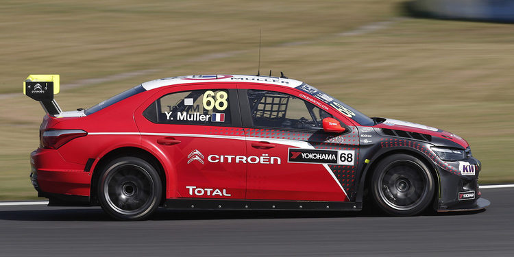 Citroën Racing se impone en el MAC3 en Motegi
