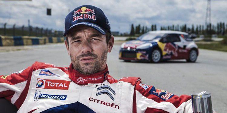 "Sébastien Loeb: ""Estaré en la lucha por la victoria"""