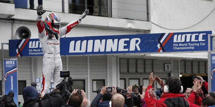 José María López se corona tricampeón del WTCC