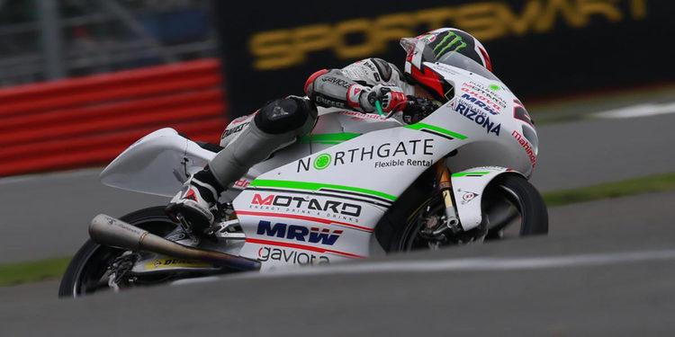 Moto3: Pecco Bagnaia consigue su primera pole