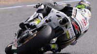 MotoGP: Cal Crutchlow, on fire en casa y sobre mojado