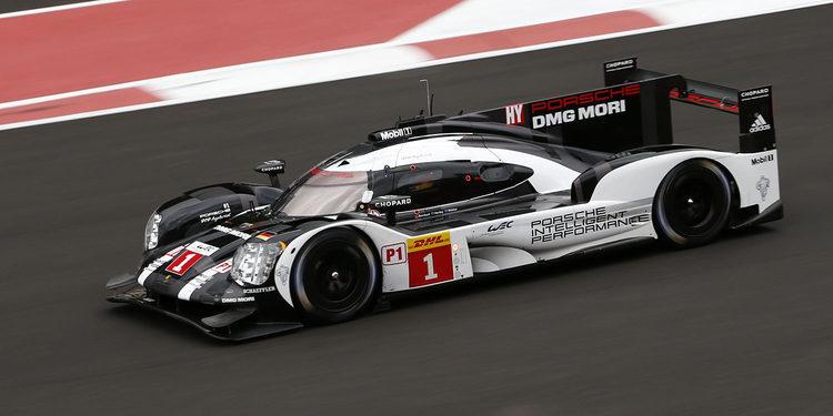 Porsche vence en las 6 Horas de México