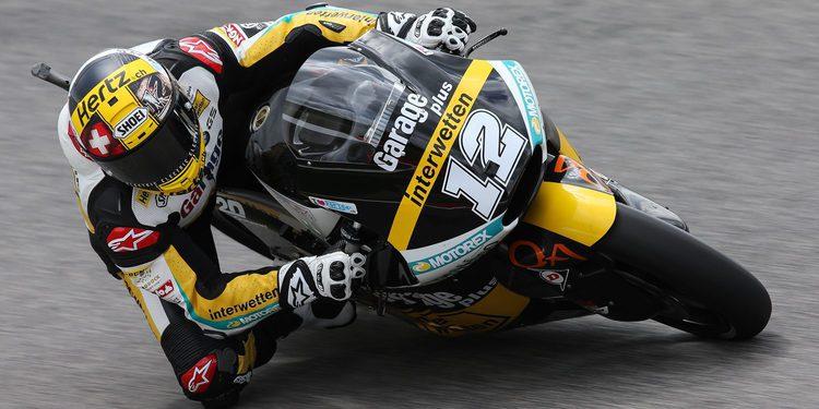 Moto2: El renacimiento de Lüthi en Silverstone