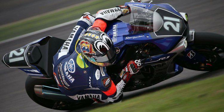 Katsuyuki Nakasauga correrá en el Gran Premio de Japón
