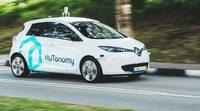Ruedan los primeros taxis sin conductor del mundo