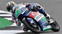 Moto3: Enea Bastianini domina los libres del viernes