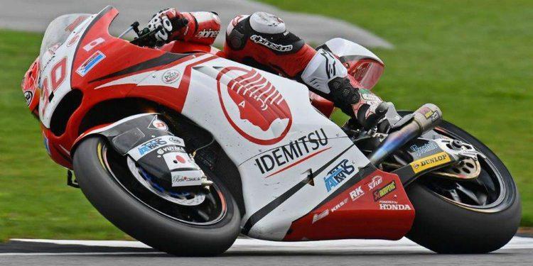 Moto2: El japonés Takaaki Nakagami el mejor del viernes