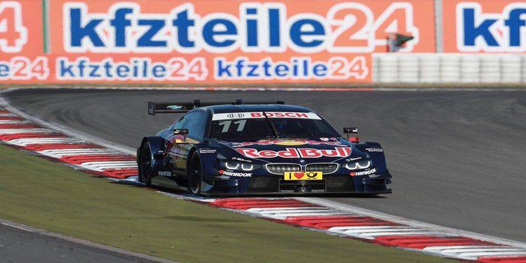 Marco Wittmann logra la 'pole' en Nürburgring