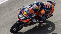 Moto3: Pole in extremis de Brad Binder