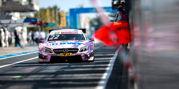 Lucas Auer vuelve a ser el más rápido en la segunda clasificación