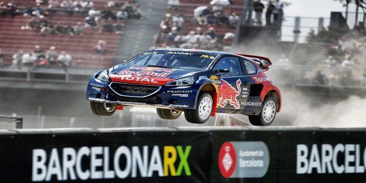 Previo y horarios del Rallycross en Barcelona