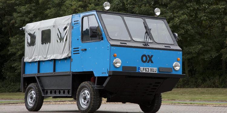 OX, el Buey que se arma en casa