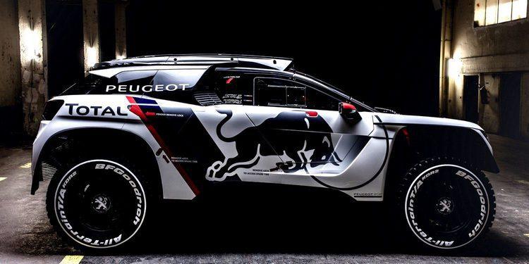 Ya es oficial: Peugeot 3008 DKR