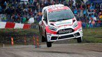 Rallycross: Revelados los pilotos que correrán en Riga