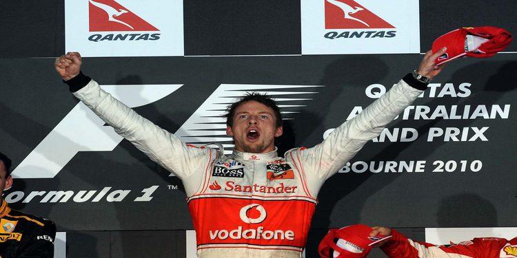 Jenson Button hace un guiño al Rallycross