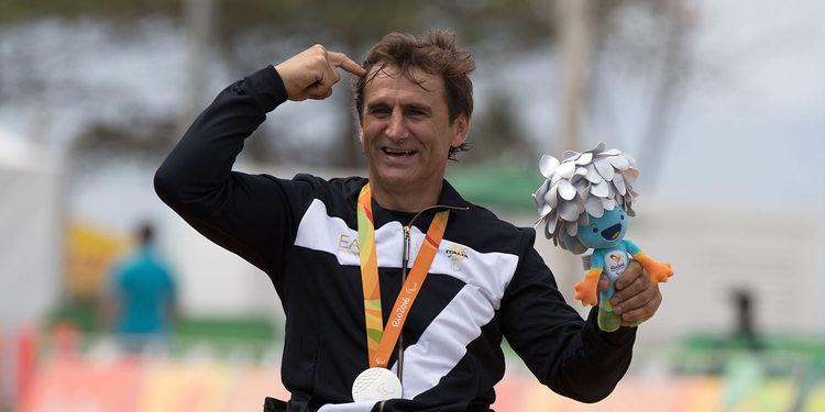 Oro y plata para Alex Zanardi en Rio