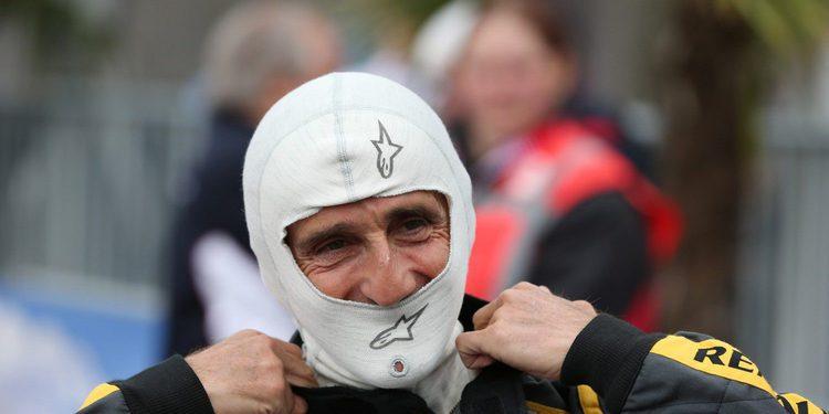 Alain Prost podría correr el Dakar 2017