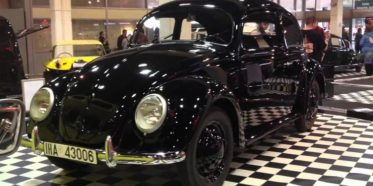 Un breve repaso a la historia del VW Escarabajo