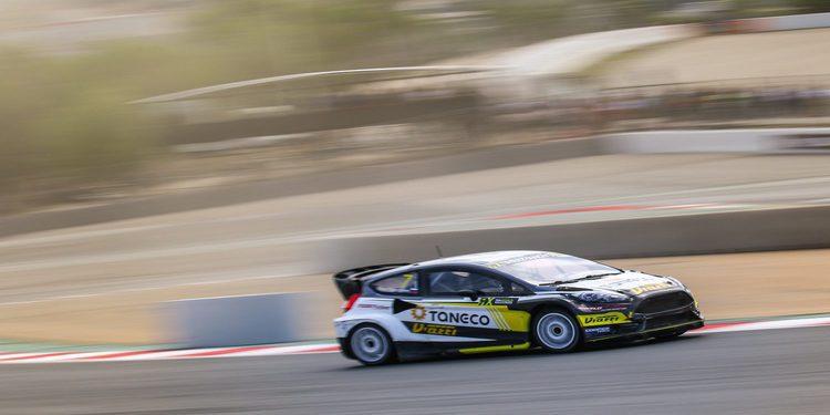 Timur Timerzyanov, finalmente en el podio de Barcelona
