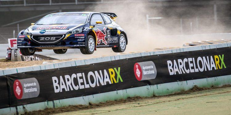 Kevin Hansen: Campeón de Europa de Rallycross