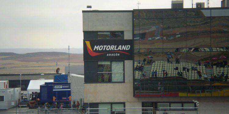 Horario y retransmisión del GP de Aragón