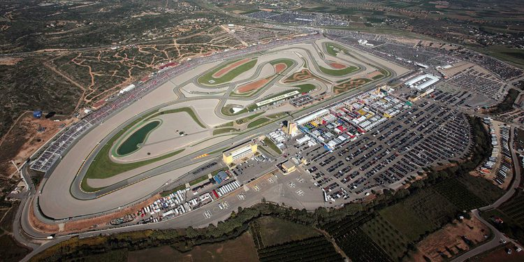 MotoGP: El circuito Ricardo Tormo renovado hasta 2021