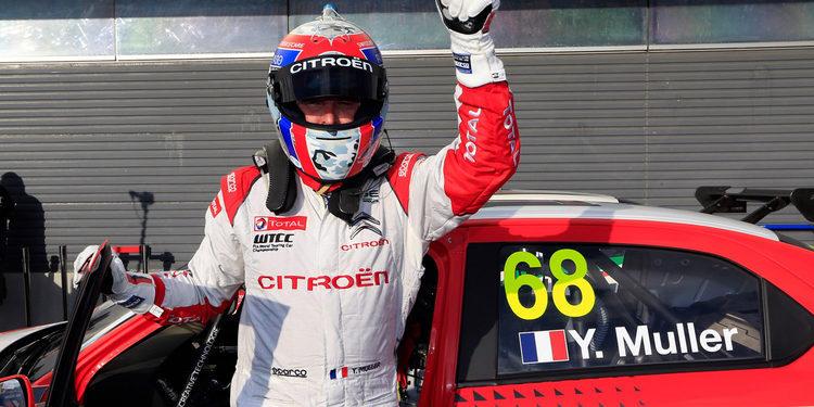 Yvan Muller dejará el WTCC tras esta temporada