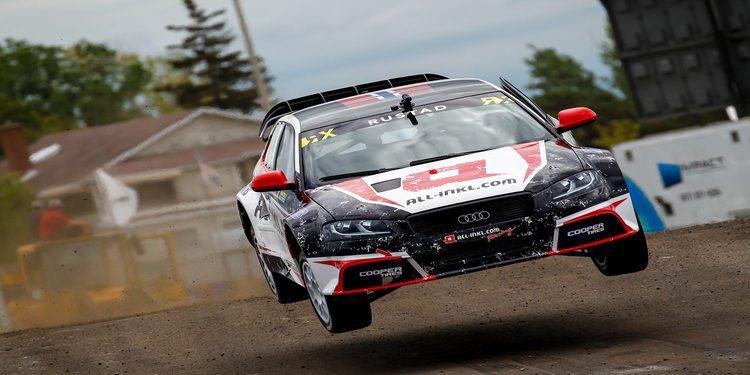 Tommy Rustad correrá para Münnich Motorsport