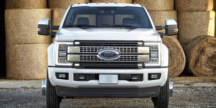 Nueva Ford F-Series Super Duty 2017