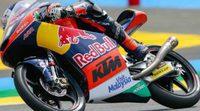 Moto3: Brad Binder, a por el título desde el viernes