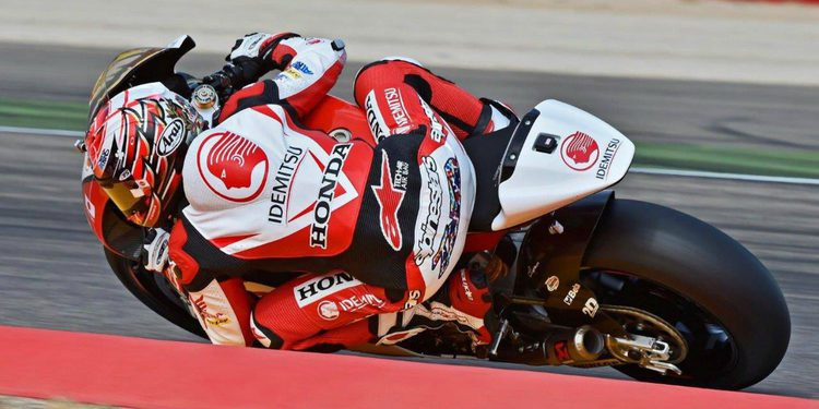 Moto2: La primera jornada se la lleva Takaaki Nakagami