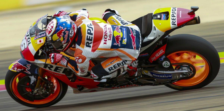 MotoGP: Pedrosa continúa por el buen camino en Motorland