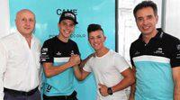 Leopard Racing Moto3 confirma sus planes para 2017