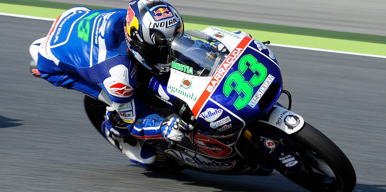 Moto3: Bastianini logra la pole en MotorLand