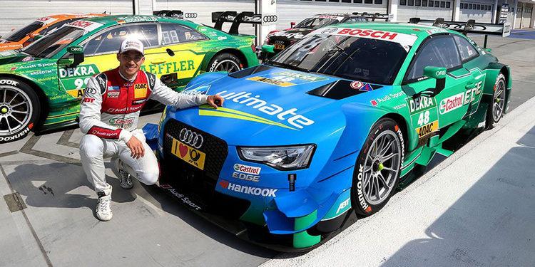 Edoardo Mortara repite en la Carrera 1 de Budapest