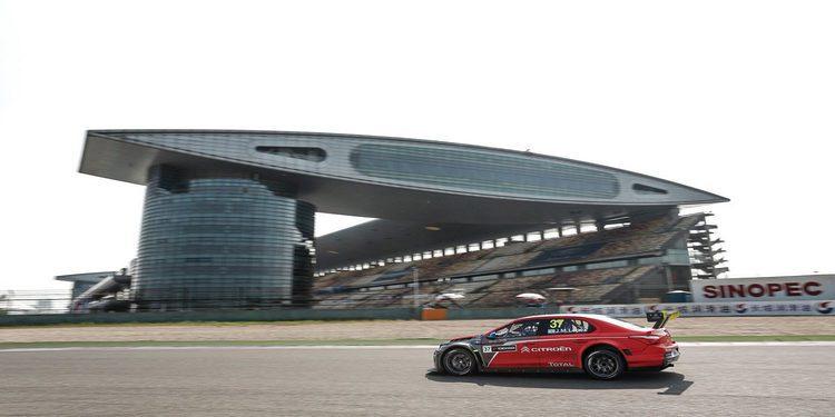 Resultado de la Carrera Principal del WTCC en Shanghai 2016
