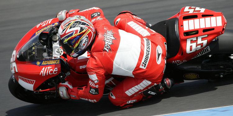 Se subastan dos Ducati usadas por el expiloto Loris Capirossi