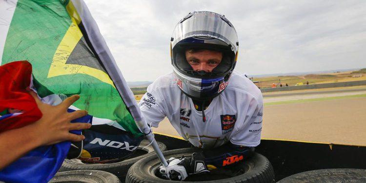 Moto3: Brad Binder, Campeón del Mundo
