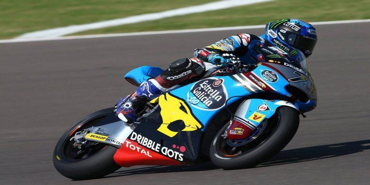"""Moto 2: Álex Márquez """"El día perfecto, el que soñé"""""""