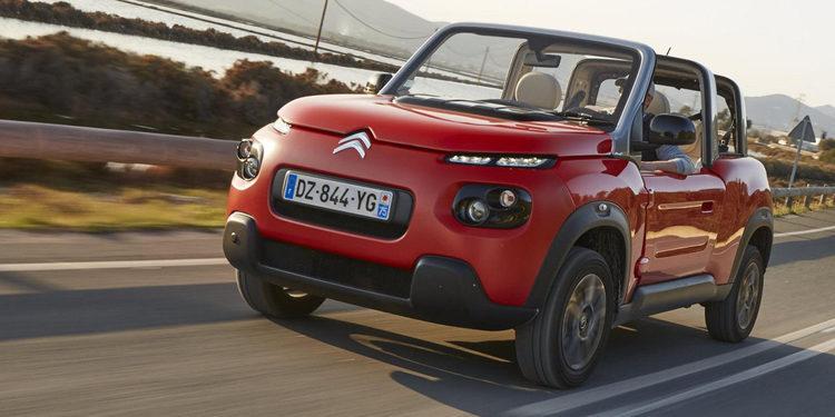 Citroën e-Mehari, divertido y ecológico