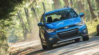 Disponible el nuevo Chevrolet Spark Activ 2017