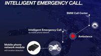 BMW eCall, el ayudante en emergencias