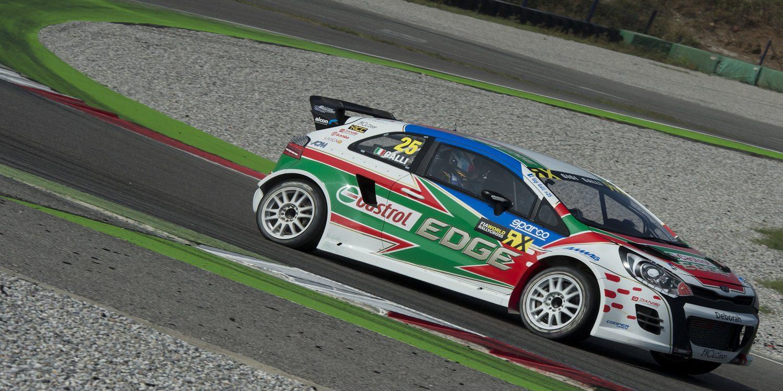 """Gigi Galli: """"Competir con otros cuatro pilotos en pista no es fácil"""""""