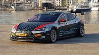 Tesla presenta el S para el Campeonato de GT Eléctrico